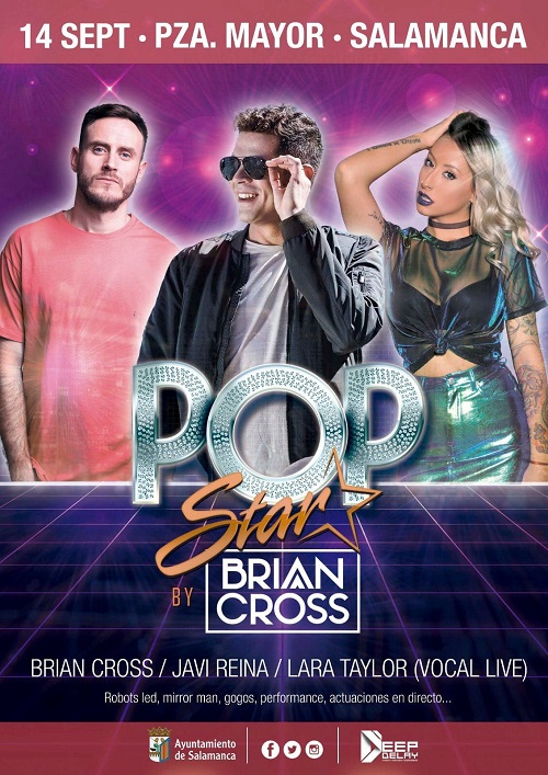 Brian Cross Ferias Salamanca 2018
