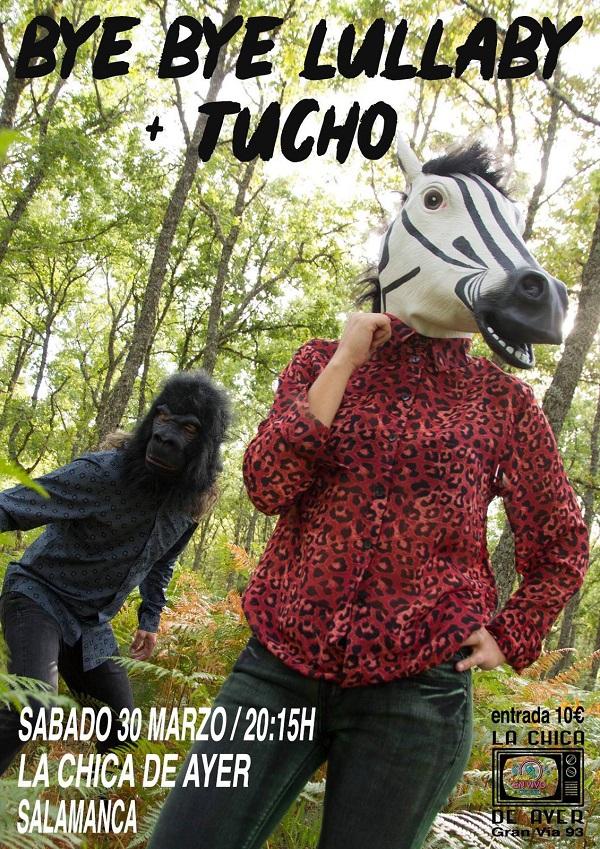 Bye Bye Lullaby & Tucho, La Chica de Ayer