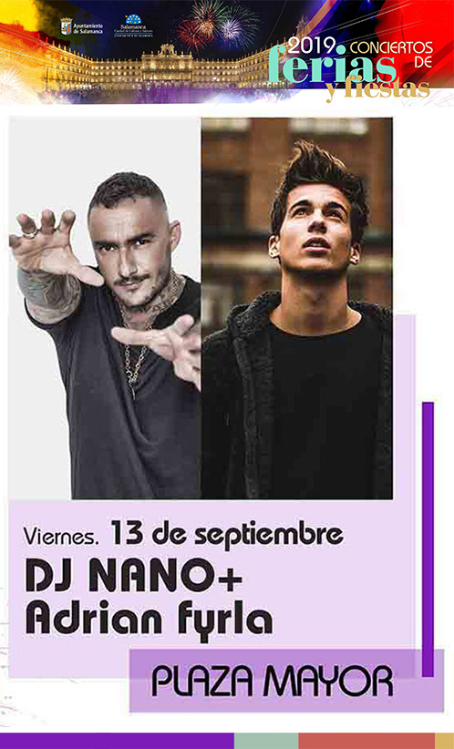 DJ NANO + ADRIÁN FYRLA