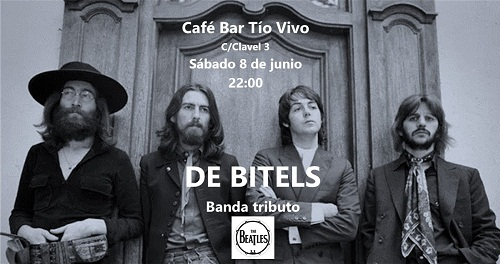 DE BITELS Banda Tributo The Beatles