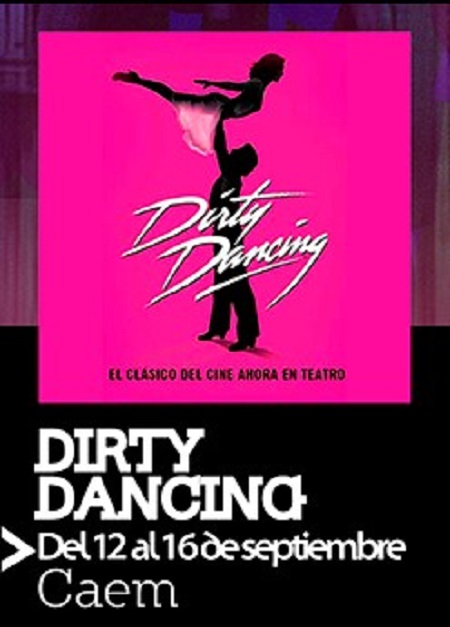 Dirty Dancing Ferias Salamanca 2018