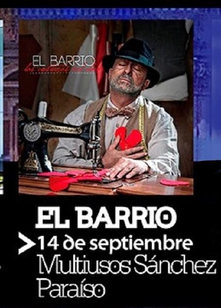 El Barrio Ferias Salamanca 2018