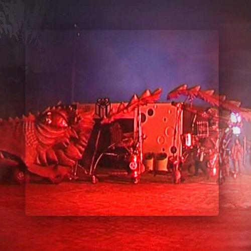 Compañía K de Calle (Dragón Mutante)