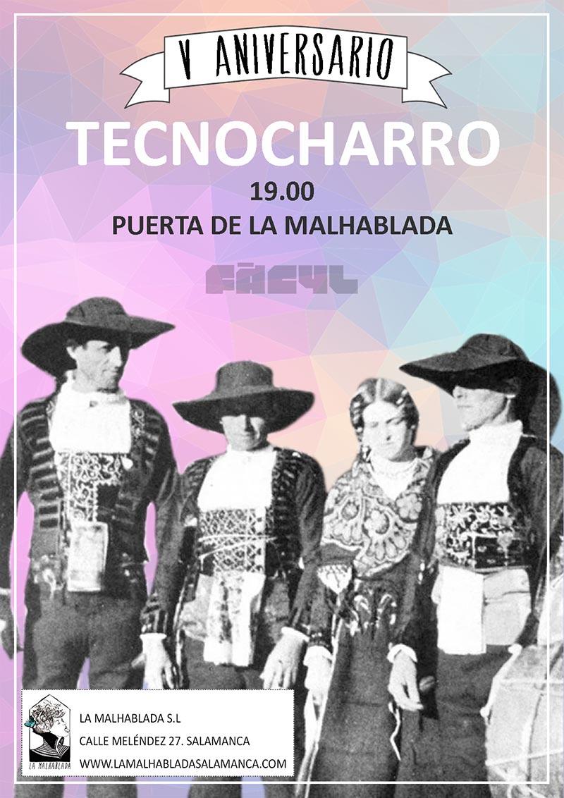 TECNO-CHARRO La Malhablada