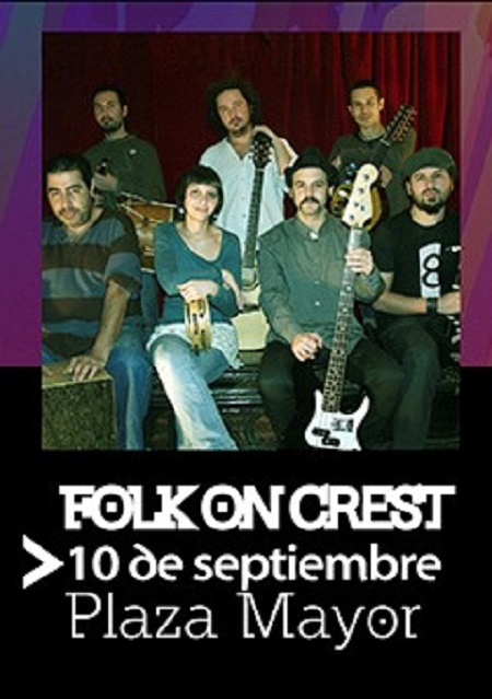 Folk On Crest Ferias Salamanca 2018