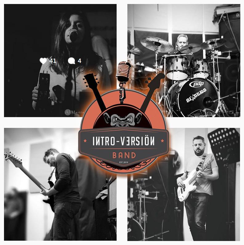 Intro Versión Band