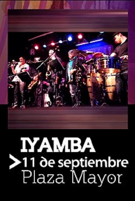 Iyamba Ferias Salamanca 2018
