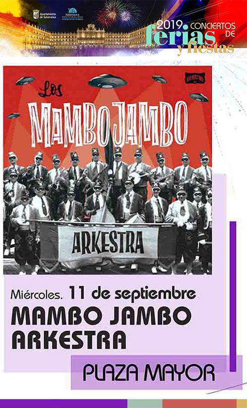 MAMBO JAMBO ARKESTRA