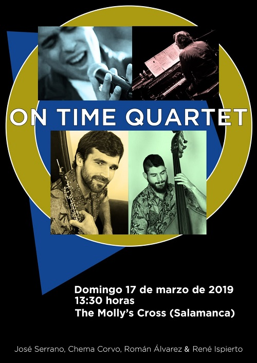 ON TIME QUARTET