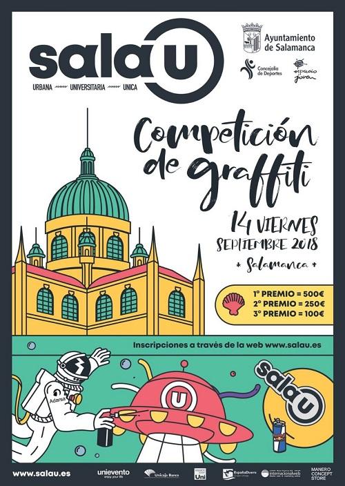 Sala U - Festival Urbano Salamanca 2018