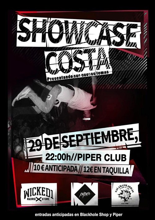 SHOWCASE COSTA