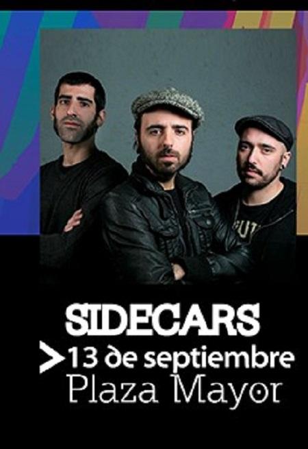 Sidecars Ferias Salamanca 2018