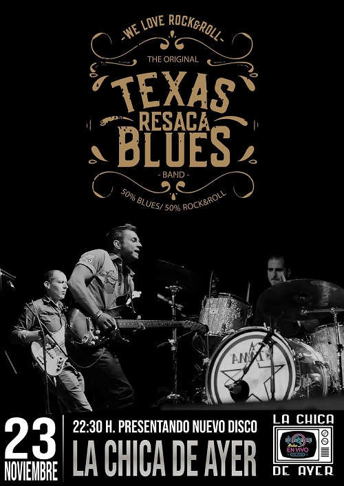 TEXAS RESACA BLUES BAND