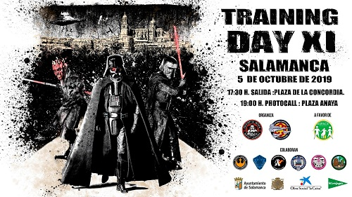 TRAINING DAY XI #StarWars #501st Legion