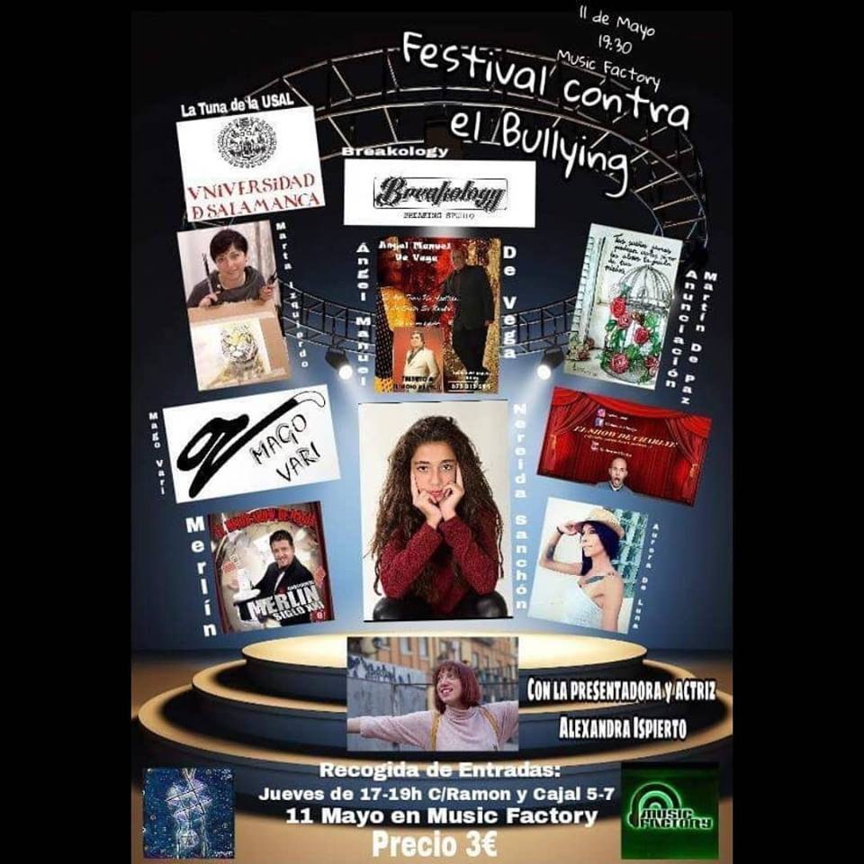 FESTIVAL CONTRA EL BULLYING